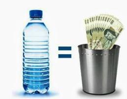 Ahorro por usar purificadores de agua domésticos ERYSA